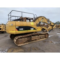 CAT 320DL DISMANTLING S/NO. FAL00344 & FAL00721