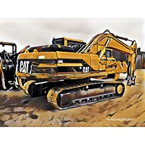 CAT 325B S/NO.8RR0237 FOR DISMANTLING